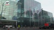 Javits Center in NYC opens for mass vaccinations (Video)