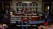 House votes to impeach Trump for second time (Video)