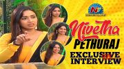 Nivetha Pethuraj Exclusive Interview About RED Movie (Video)