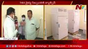 NTV: Special Report on Arrangements for Corona vaccination in Kurnool (Video)