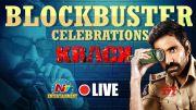Krack Grand Success Celebrations LIVE (Video)