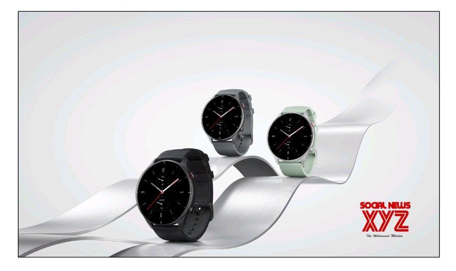 Amazfit GTR 2e, GTS 2e smartwatch to launch on Jan 19