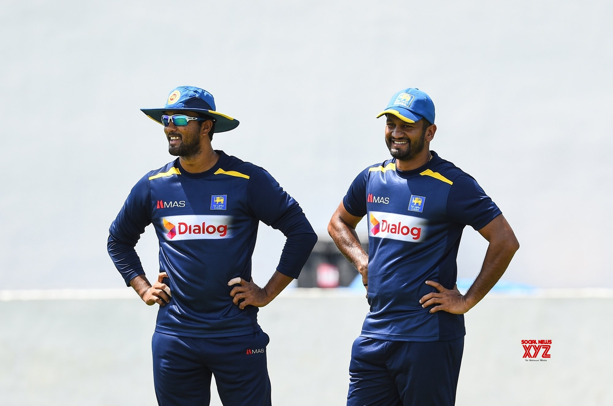 1st Test: Karunaratne ruled out, Chandimal to lead SL against Eng