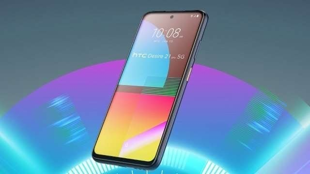 HTC Desire 21 Pro 5G with 90Hz screen, Snapdragon 690 SoC launched