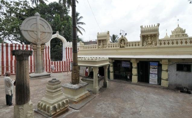 First time in 53 yrs, 'invisible salutation' at iconic K'taka temple