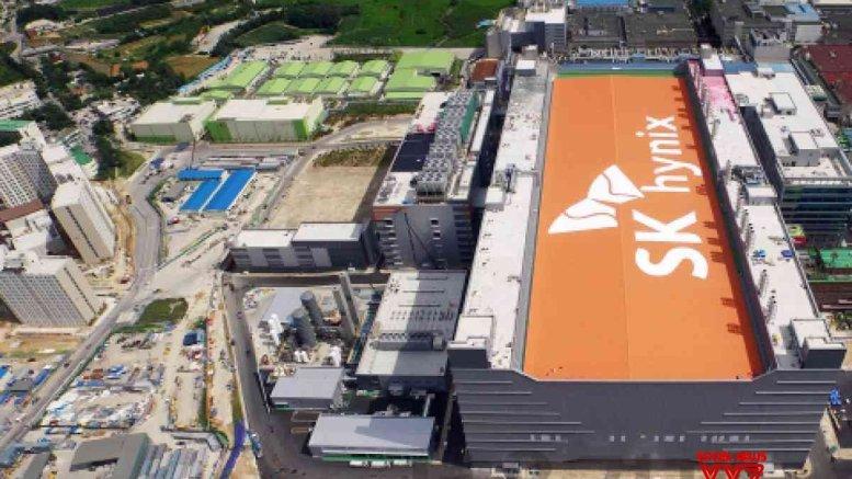 Chip maker SK hynix raises $2.5 bn via sale of foreign debts