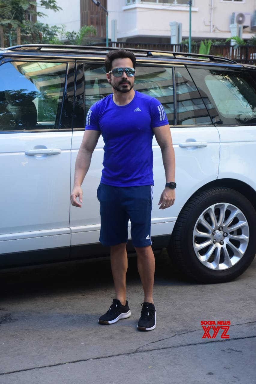 Emraan Hashmi Spotted At I Think Fitness Gym Bandra - Gallery