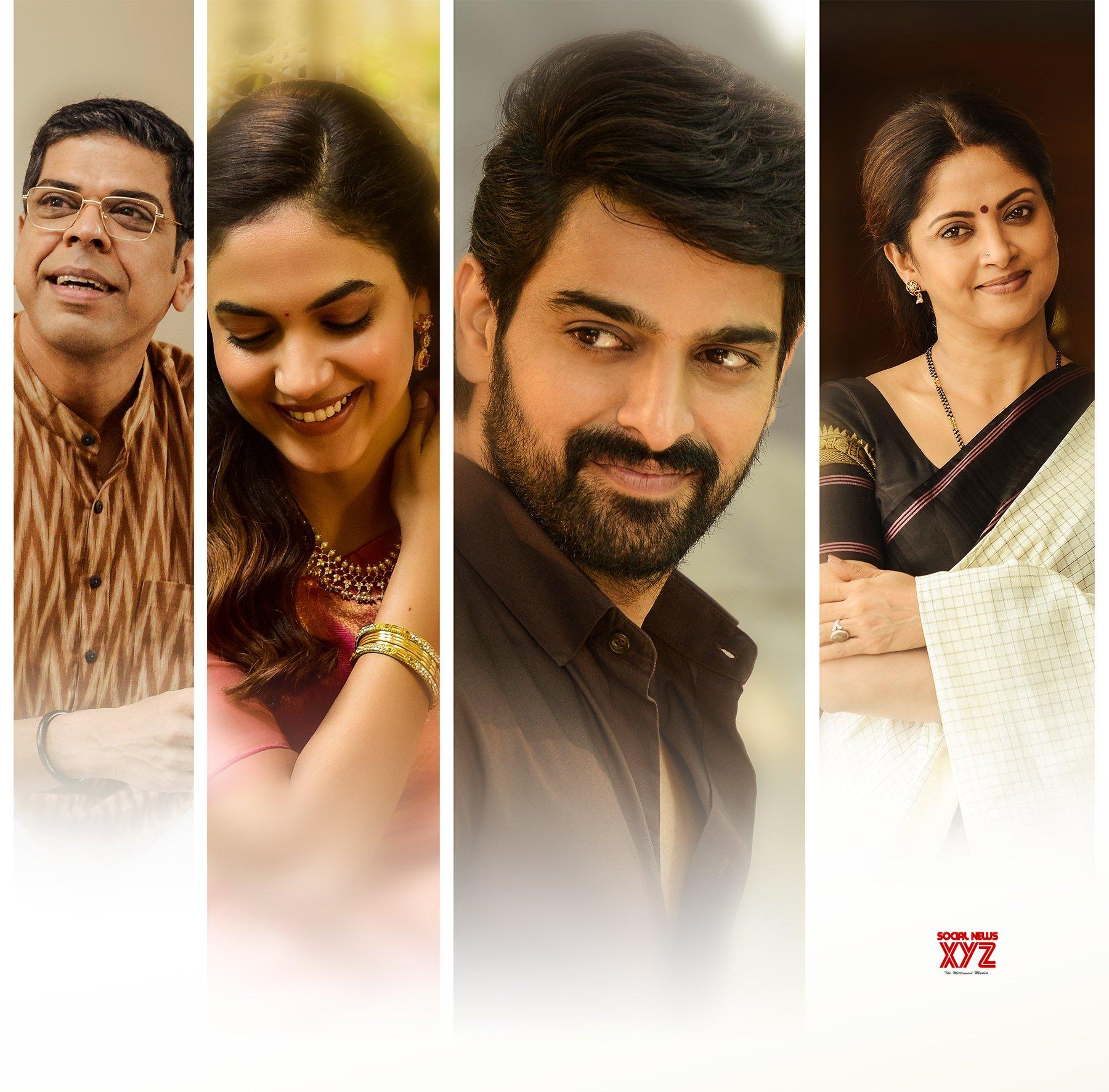 Rang De And Varudu Kaavalenu Sankranthi Movies Wishes HD Posters And Stills