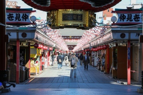 Japan to suspend entry of all non - resident foreign nationals to curb COVID - 19 #Gallery