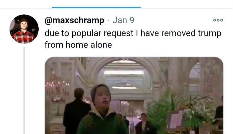 Macaulay Culkin backs removal of Donald Trump scene in 'Home Alone 2'