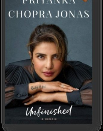 Priyanka Chopra's memoir 'Unfinished' to release on Feb 9