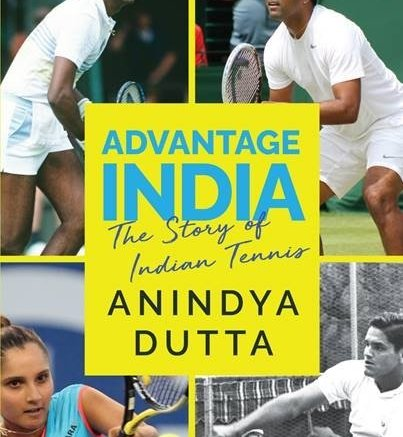 An engaging account of history of Indian tennis
