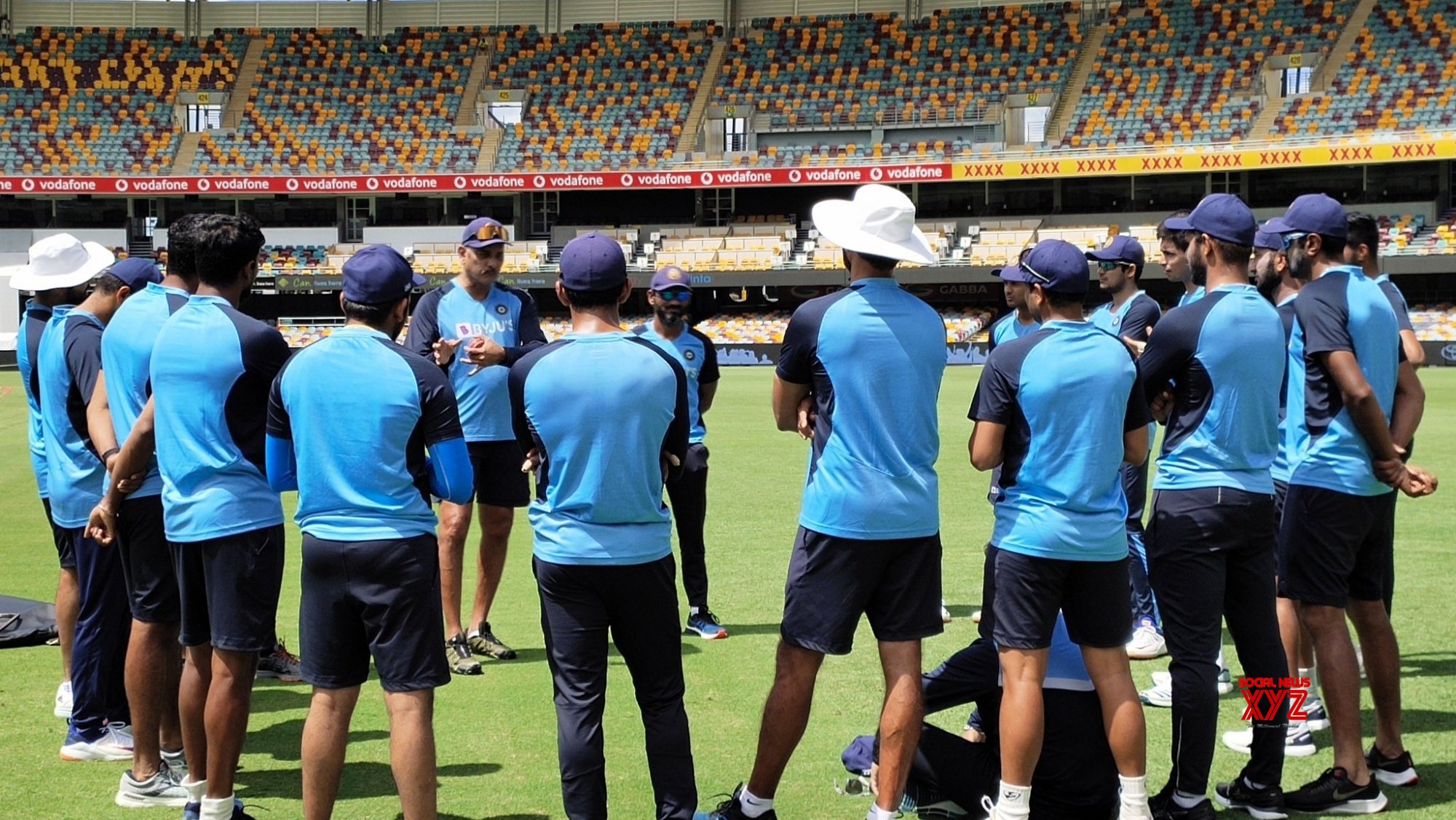 Indians brush aside housekeeping issues, say focus is on Gabba