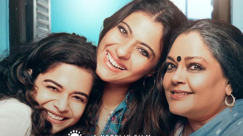 Get Your Laddoo's Ready, Tribhanga Releases Tomorrow Says Kajol