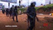 Uganda vota en unas tensas elecciones presidenciales (Video)