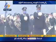 Republic Day Parade Rehearsal | at Rajpath in Delhi  (Video)