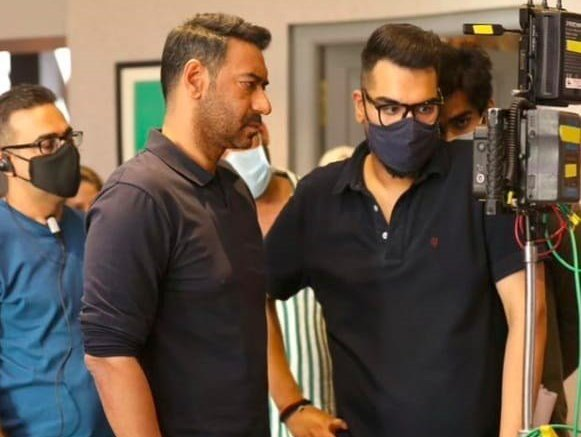 Ajay Devgn finishes first schedule of MayDay