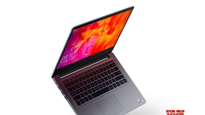 Mi Notebook 14  laptop launched India at Rs 43,999