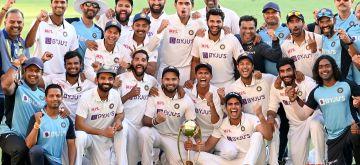 Overjoyed at Team India's success in Australia: PM Modi (@ICC/Twitter)