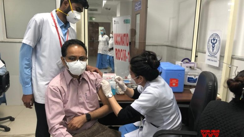 With over 600 jabs, AIIIMS breaks its own vaccination record