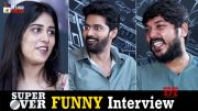 Super Over Movie Team Funny Interview (Video)