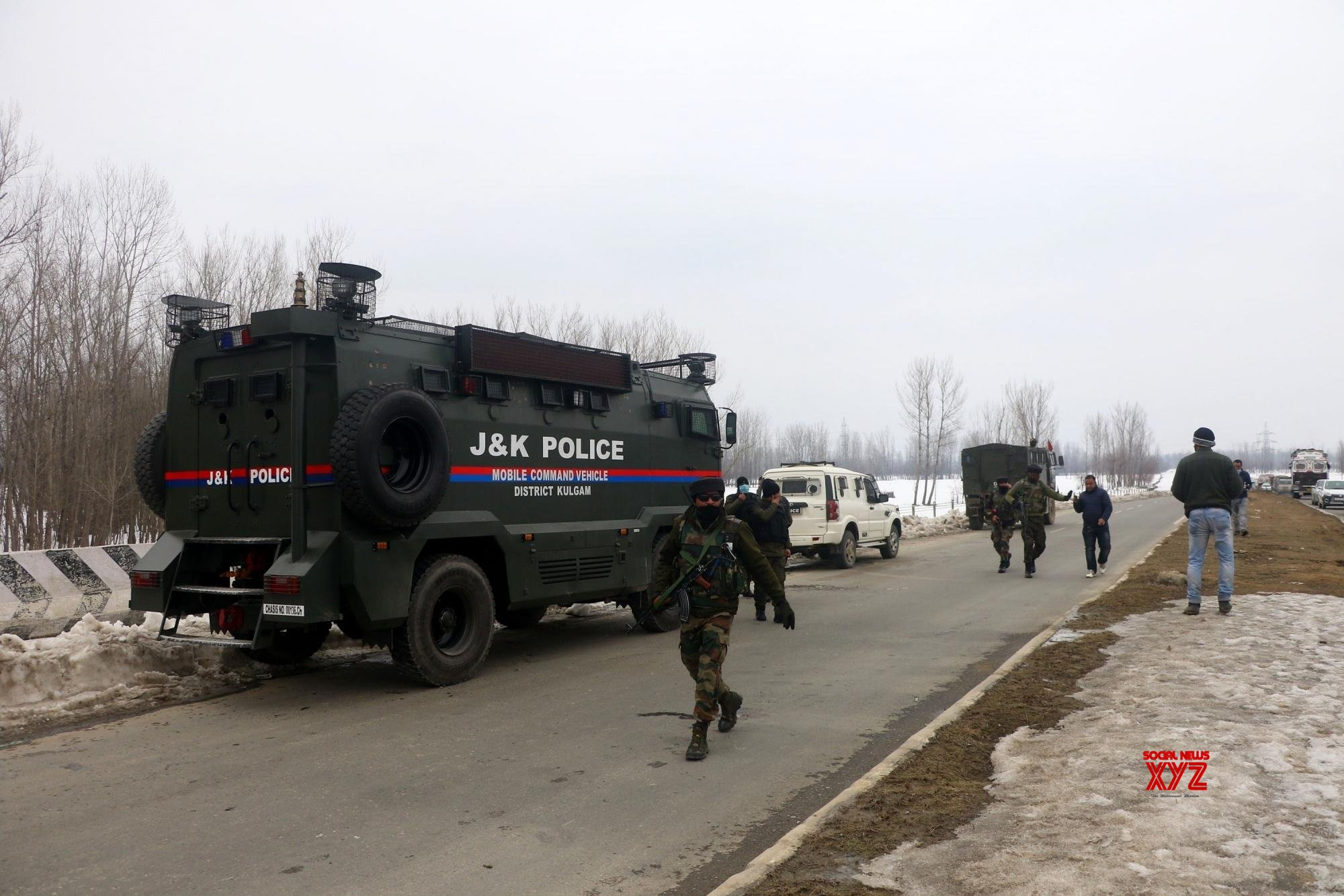 ) Kashmir attack: Army jawan succumbs to injuries (2nd Ld) #Gallery