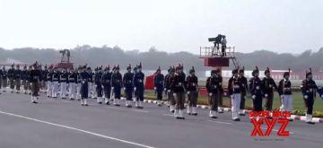 PM Narendra Modi attends NCC Rally in Delhi.