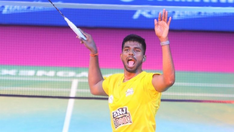 Thomas Cup: India lose 1-4 to China; face Denmark in quarters