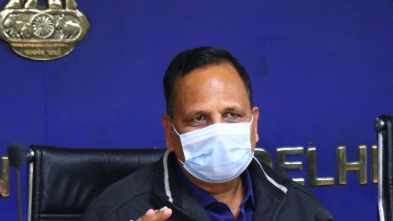 Current Covid wave affecting people aged 20-45 yrs: Delhi Minister