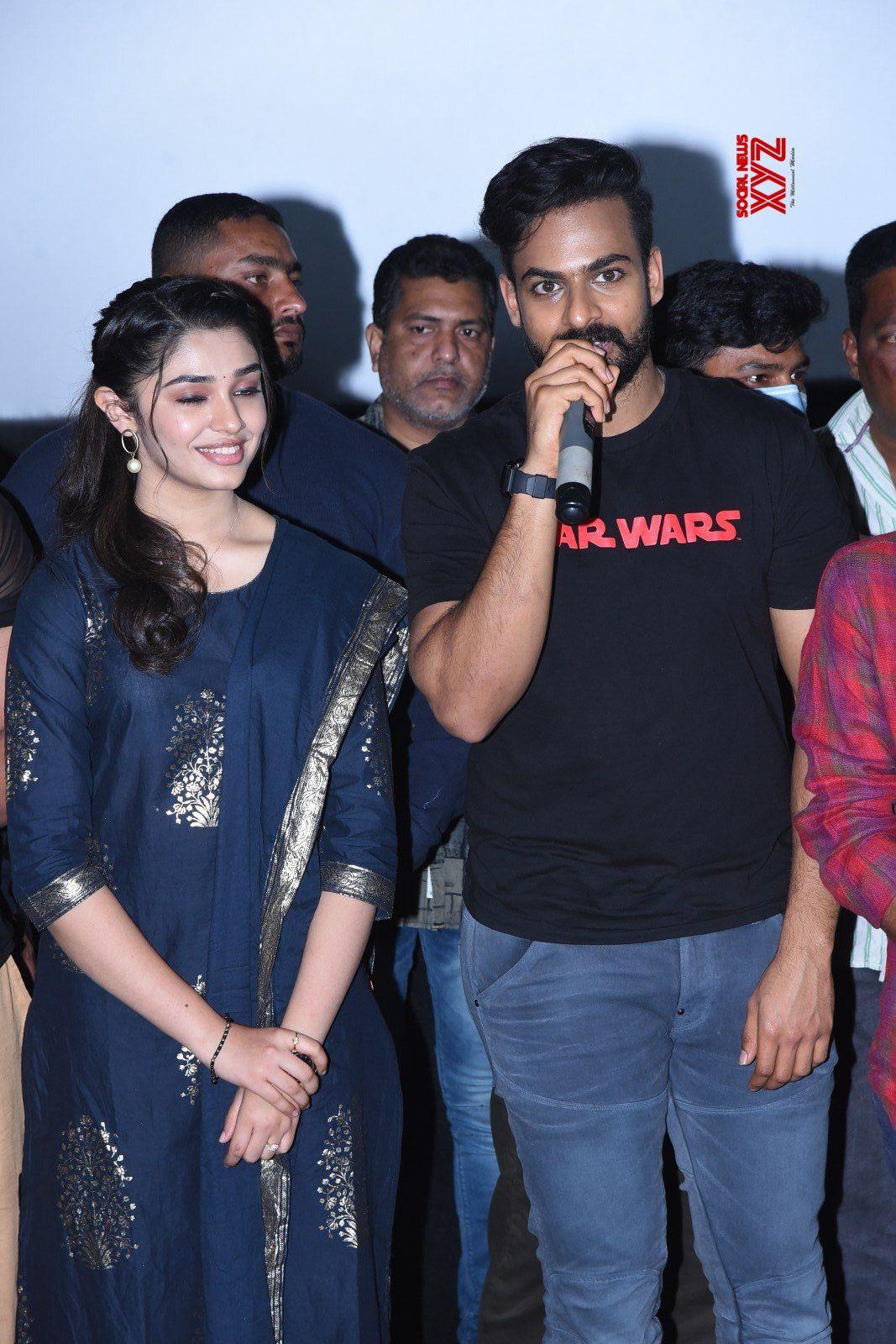 Mahesh Babu heaps praises on Uppena cast and crew