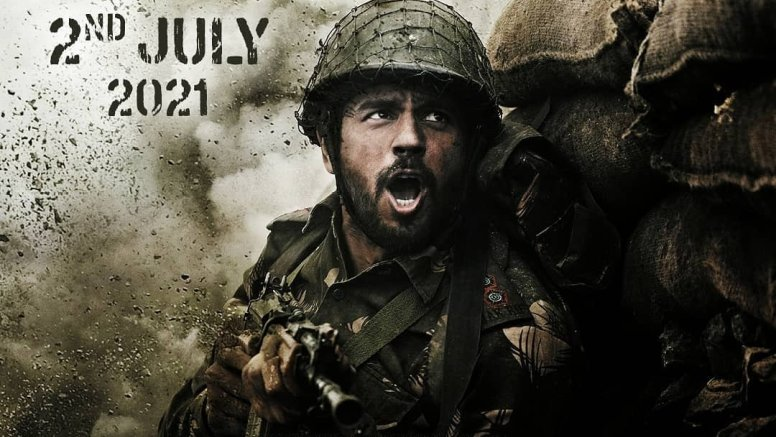 Sidharth Malhotra-starrer 'Shershaah' in theatres on July 2