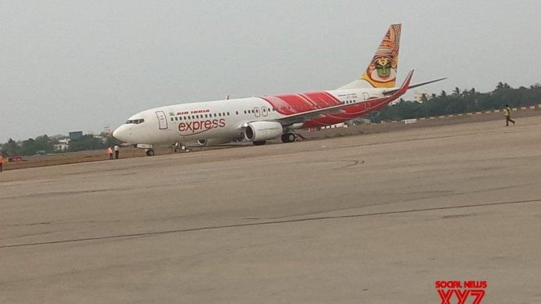 Air India Express flight makes emergency landing at Kozhikode airport