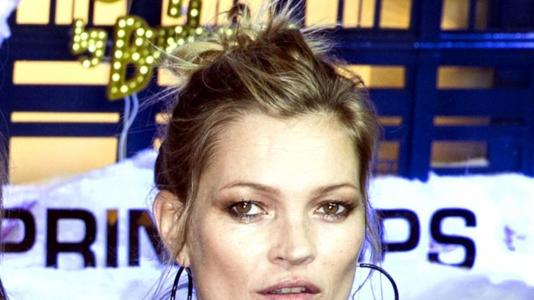 Kate Moss didn't have a plan for career initially