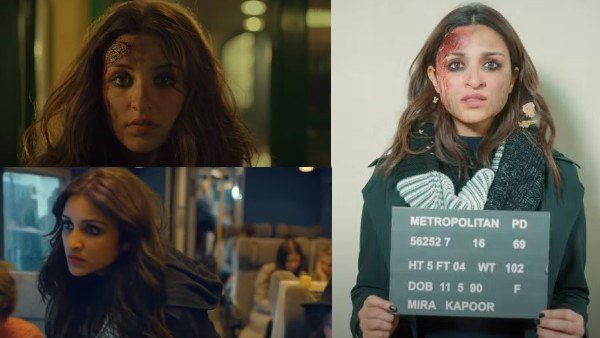 Working in 'The Girl on the Train' has changed me as a person and as an actor says Parineeti Chopra