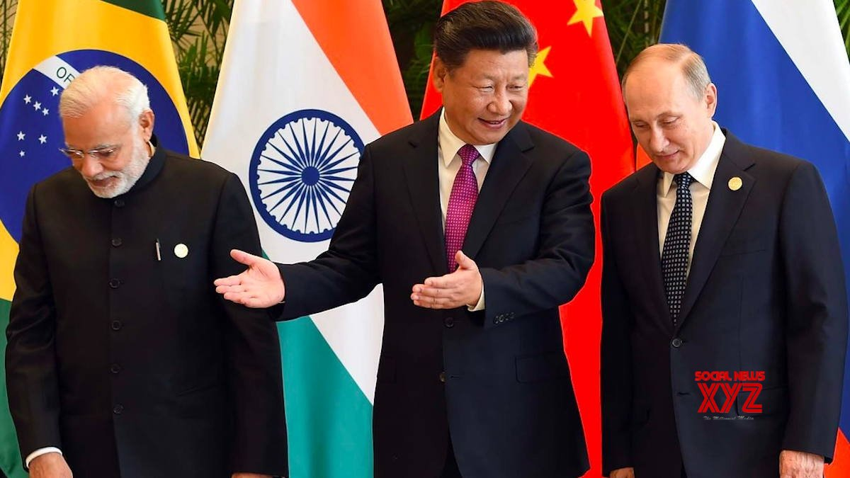 India-China rivalry steams into Russian Far East