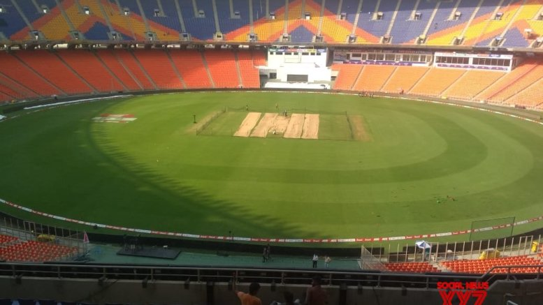 Motera stadium gears up for T20 double-headers