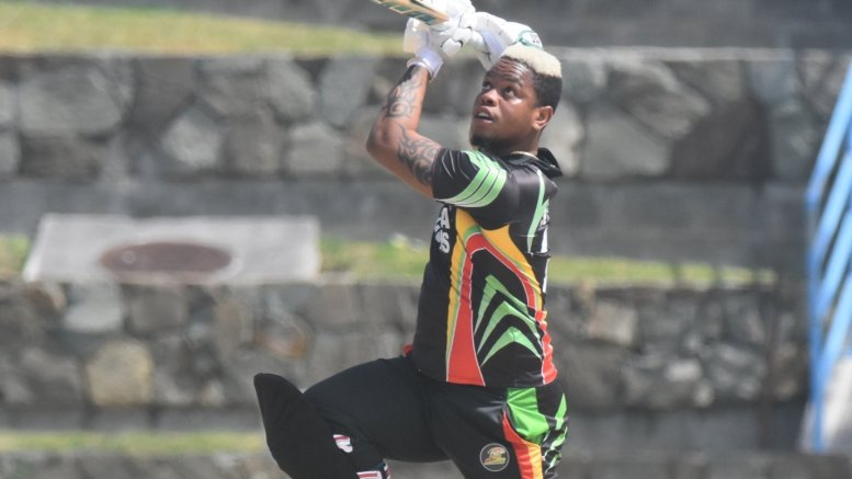 Wickets for Joseph, runs for Hetmyer, win for Guyana