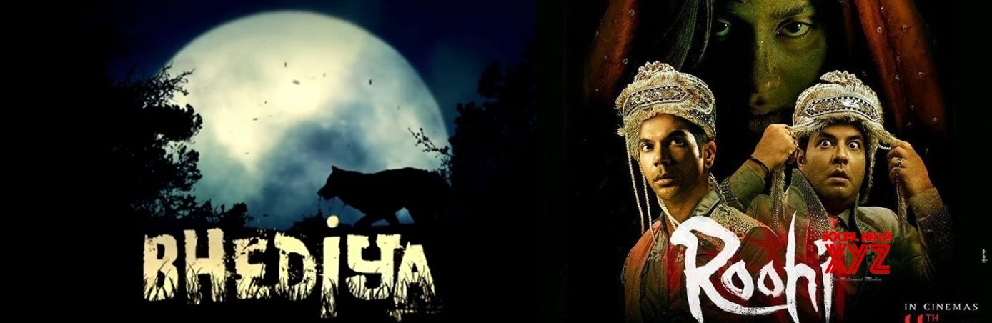 Bollywood horror blends with other genres, top stars sign up