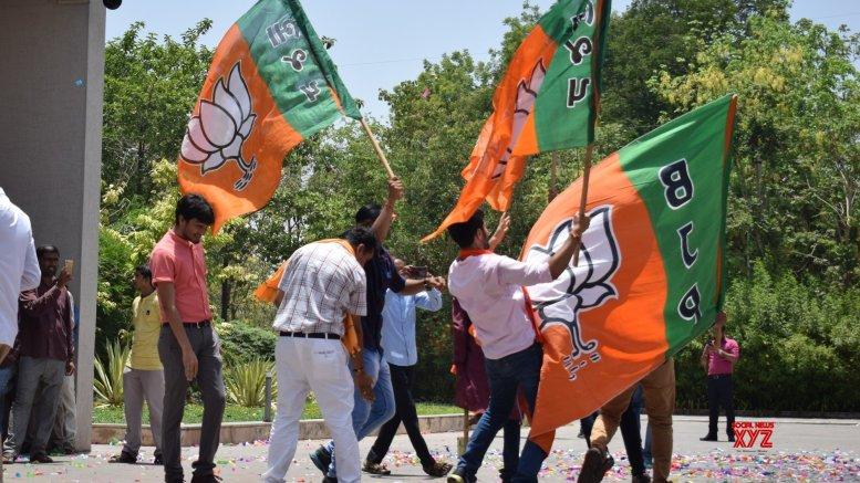 BJP leads in municipal elections in Gujarat