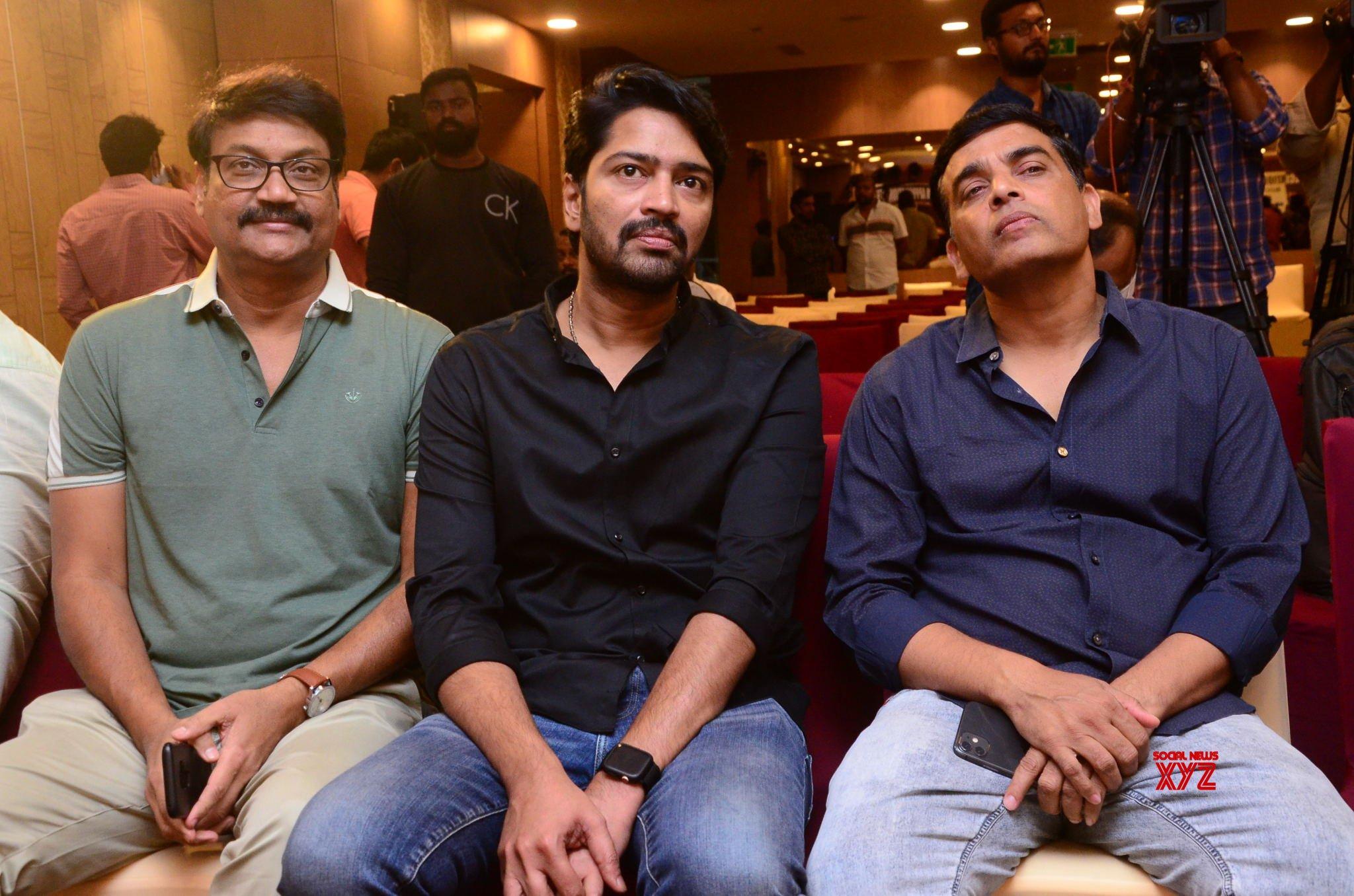 Allari Naresh's Naandhi Team Appreciation Meet By Dil Raju - Gallery