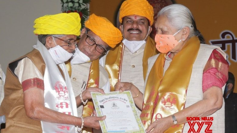 Age no bar: 80-yr-old Ujjain woman completes PhD