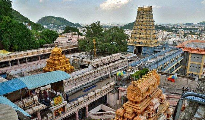 13 Suspended in Vijayawada Durga Temple