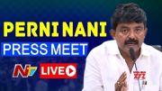 NTV: Minister Perni Nani LIVE (Video)