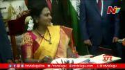 NTV: Puducherry Chief Minister V Narayanasamy Resigns after Congress Govt Loses Majority (Video)