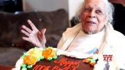 105-year-old beats COVID-19 and shares her secret to longevity (Video)
