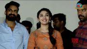 Uppena Movie Team Theater Coverage Visuals At Warangal (Video)