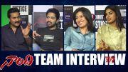 Sunil Special Interview With Naandhi Team Interview (Video)