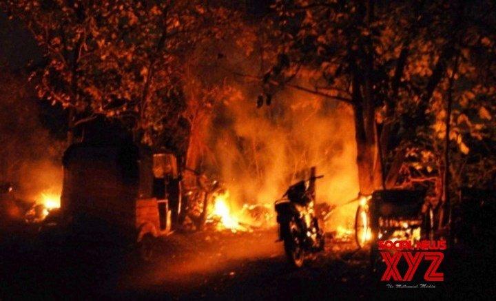 Mine explosion in Karnatka; 5 people died