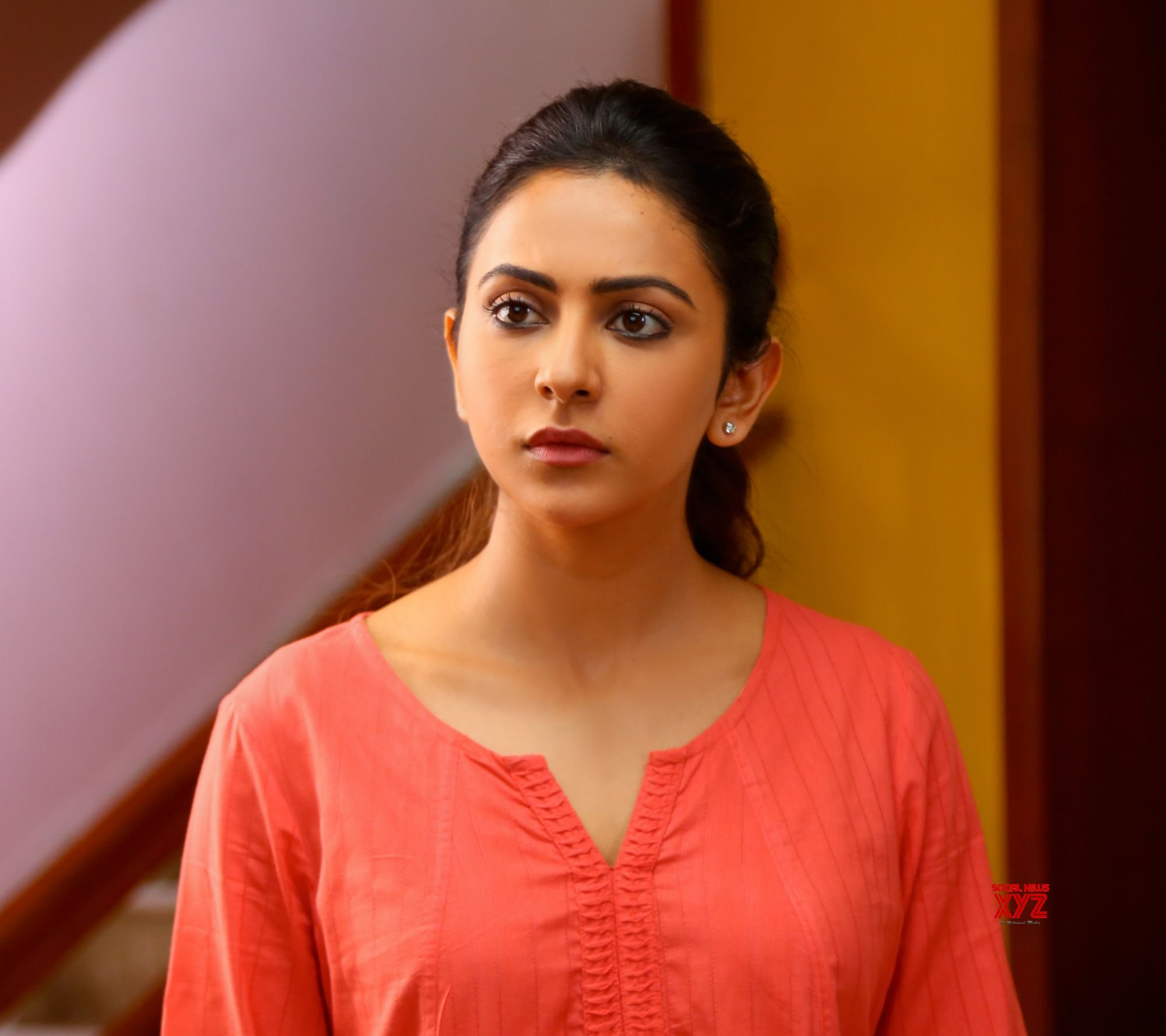 Everybody Liked My Role In Check - Rakul Preet Singh