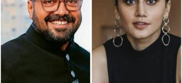 Anurag Kashyap and Taapsee Pannu come together for 'Dobaaraa'; To be produced by Ekta Kapoor's Cult Movies.